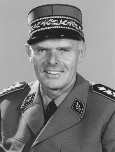 Korpskommandant Bolliger Kurt, Juli 1973 bis 1980