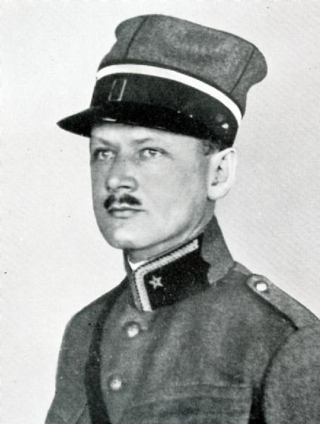 Major i Gst Isler Arnold, 1919 bis März 1920