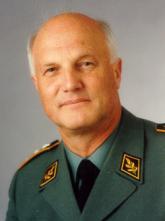 Korpskommandant Jung Werner, 1990 bis März 1992