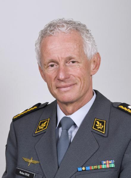 Korpskommandant Gygax Markus, Juni 1908 bis 2012