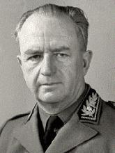 Oberstdivisionär Rihner Fritz, 1944 bis 1952