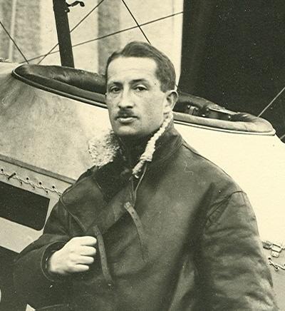 Hauptmann i Gst Holzach Ludwig Daniel, November 1918 bis Dezember 1918