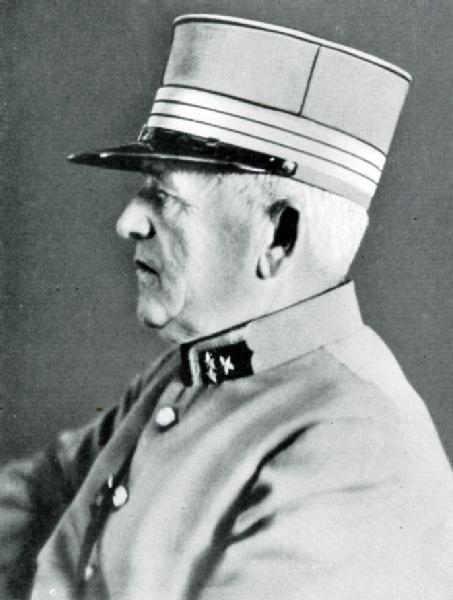 Oberst Bardet Philippe, 1930 bis März 1936