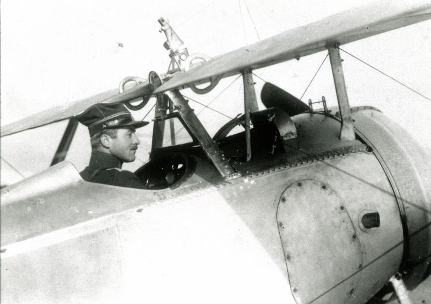 Das Flugzeug Hanriot HD-1, 1921 - 1930