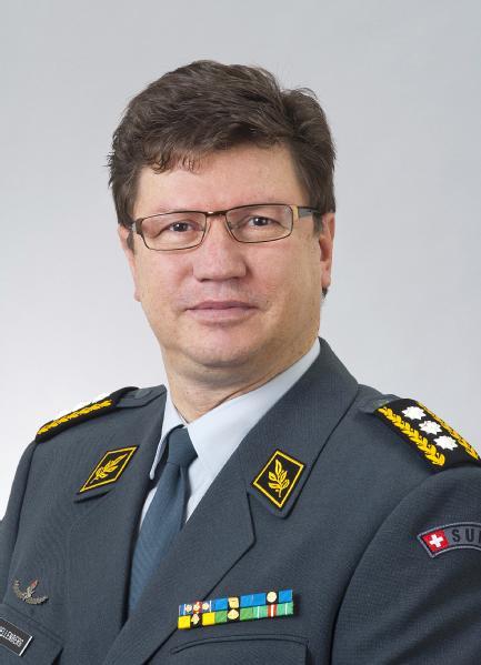 Korpskommandant Schellenberg Aldo C., 2013 bis 2017