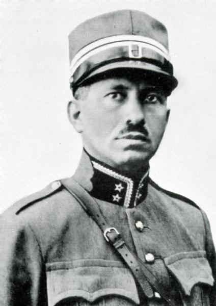 Oberstleutnant i Gst Müller Albert, April 1920 bis 1929