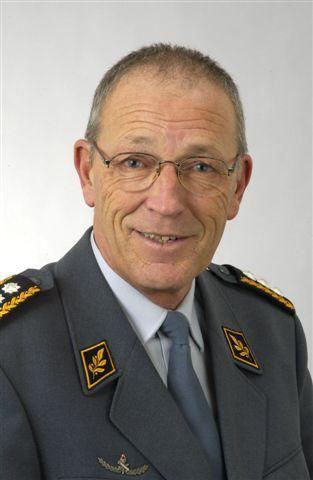 Korpskommandant Knutti Walter, 2006 bis Juni 2008