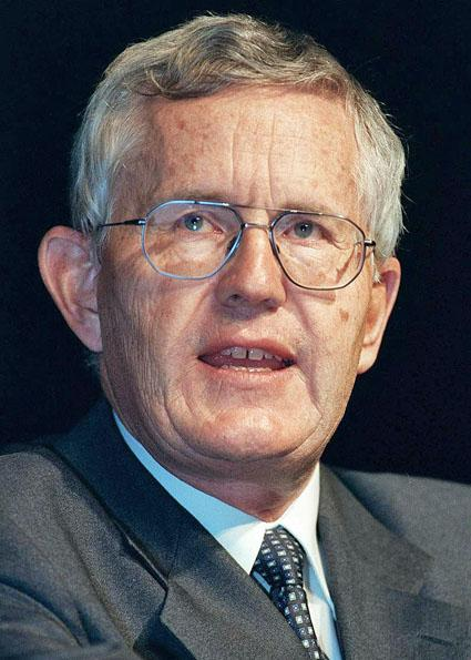 Bundesrat Kaspar Villiger