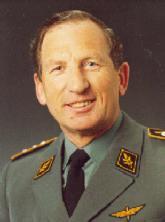 Korpskommandant Moll Arthur, 1981 bis 1983